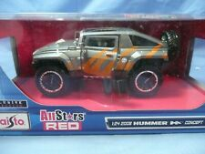 Maisto  All Stars Red 1/24 2008 Hummer Hx Concept