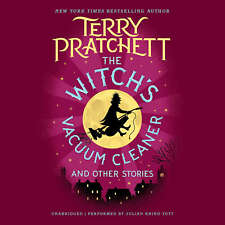 The Witch's Vacuum Cleaner and Other Stories by Terry Pratchett 2017 Unabridged