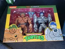 MISB Target Exclusive NECA TMNT Traag and Granitor