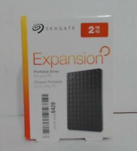 Seagate STEA2000400 Expansion 2TB Portable External Hard Drive $100