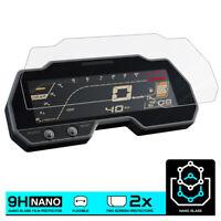 YAMAHA MT-125 (2020+) NANO GLASS Protecteur d'écran x 2