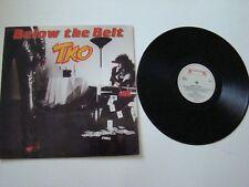 TKO  – Below The Belt LP VINYL