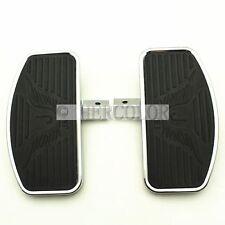 Rear Passenger Floorboards for Honda VTX1300 VTX1800 Suzuki VL400 VL800 C50
