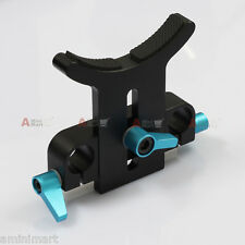 Lens Support Bracket Rod Clamp for Rod Support Rail System Rig Follow Focus New