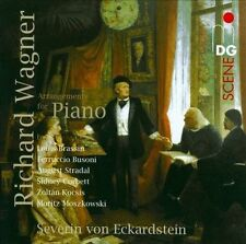Wagner: Piano Transcriptions, New Music