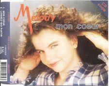 CDS - Melody - Mon coeur / Laissez-moi partir -  RM Records