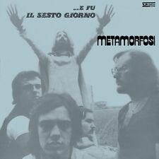 METAMORFOSI E fu il sesto giorno CD  italian prog