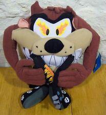Wb Angry Tasmanian Devil W/ Guitar Plush Stuffed Animal