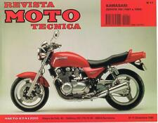 MANUAL DE TALLER Y  REPARACION MOTO KAWASAKI ZEPHIR 750 1991-1994