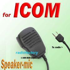 Speaker Mic for ICOM Maxon F4 F10 F20 M5 T22A 41-27S