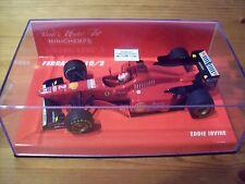 1/43 Ferrari 1996 F310/2 Eddie Irvine nariz alta