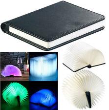 Lampe d'ambiance design livre à LED 5 couleurs 0,2W - Lunartec
