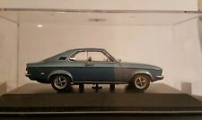 Opel Manta 1970 Minichamps scala 1/43 in teca originale senza cartoncino 1/3024