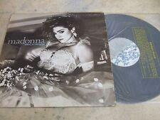 "MADONNA LIKE A VIRGIN 1984 KOREA VINYL LP 12"" OLW-340 9TRACK 33RPM"