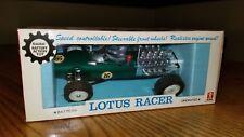 Vintage Bandai Lotus Racer B/O Formula Race Car Dead MiB Works Great Team Lotus