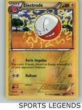 2014 pokemon XY reverse holo Electrode 45/146