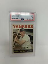 1964 Topps - Mickey Mantle - #50 - PSA 3 - VG
