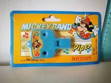 WALT DISNEY MICKEY BAND MOUSE BONTEMPI STRUMENTO PIPER VINTAGE TOY