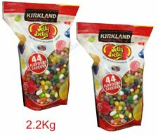 Jelly Belly Original Gourmet Jelly Beans 44 Flavours 2.2kg (2 bags)