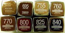 MAYBELLINE COLOR SENSATIONAL® COLOUR RICHE LIPSTICK Assorted colors - You Choose