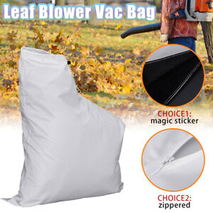 Leaf Blower Vac Bag Yard Shredder Replacement Spare Collection for Models 2595
