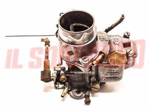 Carburettor Weber 28 Icp 1 Fiat 600 D Original