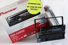 Autoradio Pioneer DEH-4200SD SD MP3 USB