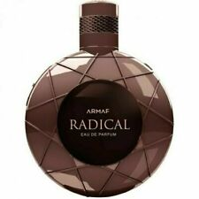 Armaf Radical Brown EDP For Men Parfum 100ml 3.4FLOz