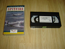 SPITFIRE - POWER GRACE AND GLORY - BATTLE FOR THE SKIES SPECIAL VHS VIDEO TAPE