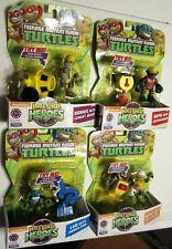 All 4 Playmates TMNT Half-Shell Heroes Teenage Mutant Ninja Turtles New!