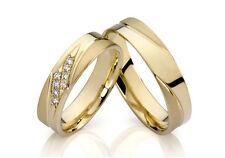 Eheringe Verlobungsringe Freundschaftsringe aus Titan / Diamant Gravur GRATIS