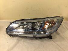 2013 2014 2015 Honda Accord Hybrid OEM Left Driver LED Headlight