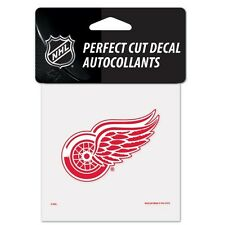 Detroit Red Wings Car Window Decal 4 Perfect Cut Logo