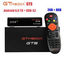 GTMedia GTS Receiver Android 6.0 TV Box DVB-S2 Amlogic S905D 2G 8G Set Top Box