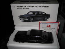 BIANTE / AUTOART 1.18 HOLDEN LX SS A9X TORANA STREET MACHINE REAPER BLACK #73459