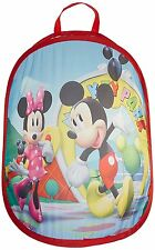 Disney Mickey Mouse Clubhouse Playhut Pop N' Play Hamper / Tote