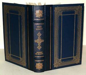 Honore De Balzac - Pere Goriot - Hardback , Franklin Library - 1980