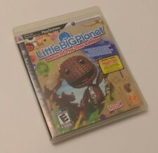 Little Big Planet (PlayStation 3) PS3 Complete GREAT CONDITION