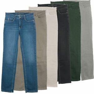 MAC Dream Stretchjeans Straight Leg 0355 5401 Damen Jeans Hose Denim Pants
