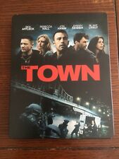 The Town Blu Ray Steelbook