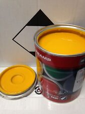 Thwaites Dump Truck Yellow Dumper Paint High Endurance Enamel Paint 1 Litre Tin