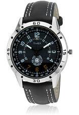 TIMEX Analog Black Strap Sports Watch for Mens TI000U90100