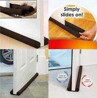 Door Gap Air Blocker Heat Cold Guard Stop Sound Protector Draft Home Doorstop