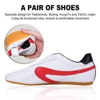 Kung Fu Karate Tai Chi Martial Arts Training Shoes Footwear Sneaker Taekwondo