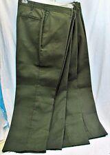 DICKIES Green Law Enforcement Uniform Pant 36 x 29  Men Uniform Lot 4