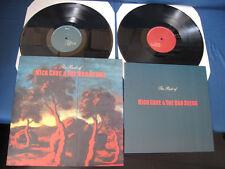 Nick Cave The Best of UK DBL Vinyl LP Kylie P J Harvey PJ Goth Birthday Party