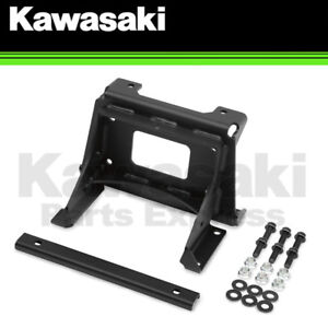 NEW 2015 - 2018 GENUINE KAWASAKI MULE PRO DX DXT FX FXT FXR WINCH MOUNT