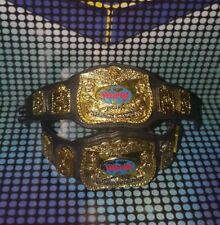 2 x Tag Team Championships (Classic) - Mattel Belt for WWE Wrestling Figures