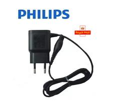 Véritable 2 Broches Philips Rasoir Câble D'Alimentation Câble Chargeur Hq8505