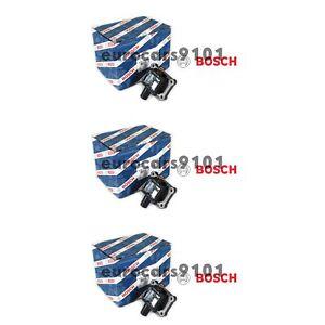 Set of (3) Mercedes-Benz C280 Bosch Ignition Coils 0221506002 0001587503